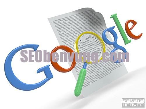 google index nhanh bai viet