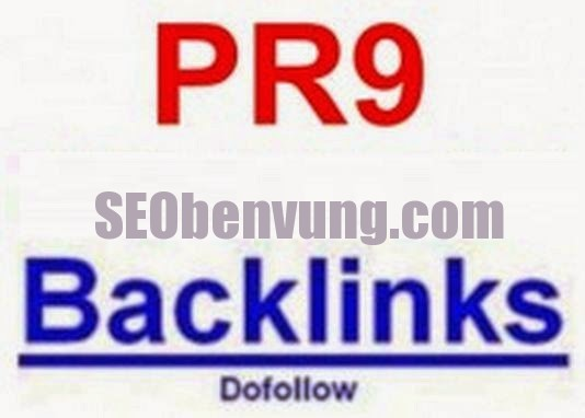 Đặt back link page rank cao