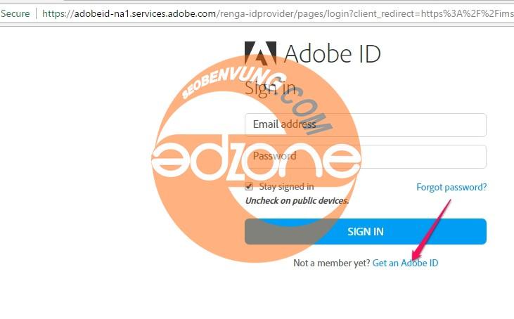 cách đặt backlink trên adobe.com