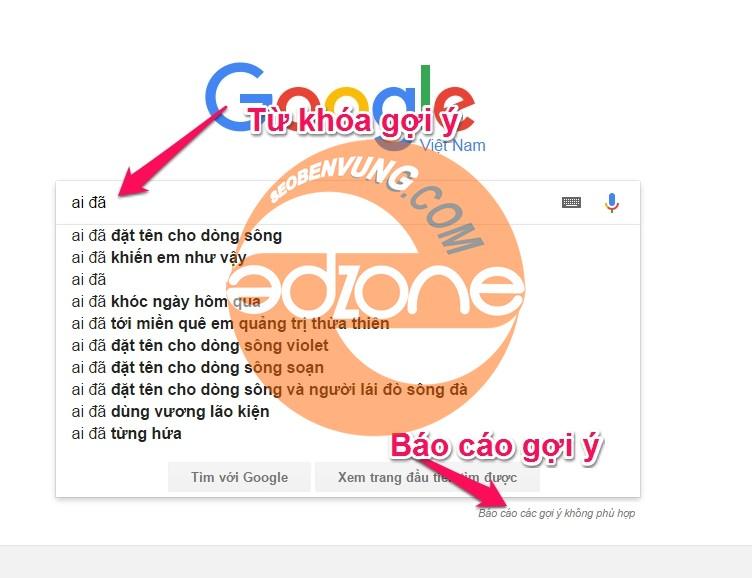 thuật toán mới google